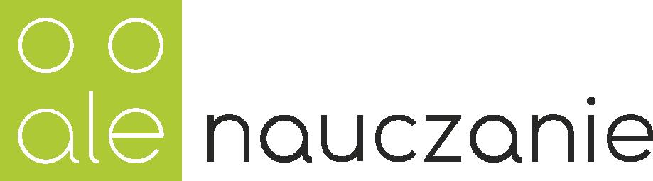 ALE Nauczanie - logo